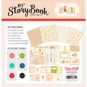 It's A Girl Pocket Page Kit - Carta Bella