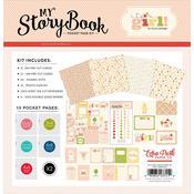 It's A Girl Pocket Page Kit - Carta Bella