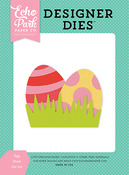 Egg Hunt Die Set - Echo Park
