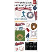Baseball Sticker Sheet - Echo Park