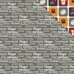Football Words Paper - Football - Echo Park