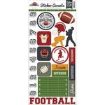 Football Sticker Sheet - Echo Park