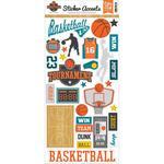 Basketball Sticker Sheet - Echo Park