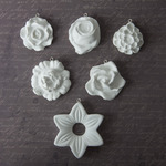 Flora Cast Embellishments - Relics & Artifacts - Prima
