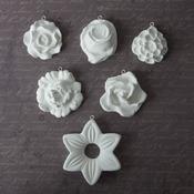 Flora Cast Embellishments - Relics & Artifacts - Prima