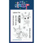 """Holiday Reindeers - Your Next Stamp Clear Stamps 4""""X6"""""""