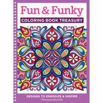 Fun & Funky Coloring Book - Design Originals