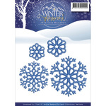 Snowflakes - Find It Trading Precious Marieke Winter Wonderland Die