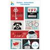 Cup Of Love - Momenta Foam Stickers