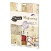 Vintage Emporium A4 Collection Kit - Prima