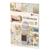 French Riviera A4 Collection Kit - Prima