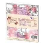 Tales Of You & Me 6 x 6 Paintables Paper Pad - Prima