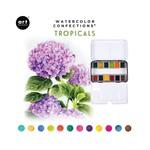 Tropical Watercolor Confections - Prima