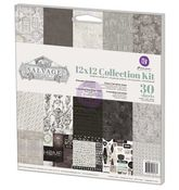 Salvage District 12 x 12 Collection Kit - Prima
