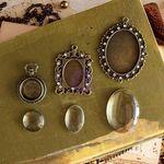 Strasbourg Vintage Trinkets - Memory Hardware - Prima