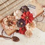 Opera Flowers - Vintage Emporium - Prima