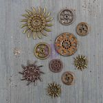 Steampunk Gears - Mechanicals - Prima