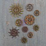 Steampunk Gears - Mechanicals - Prima