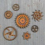 Rustic Gears - Mechanicals - Prima