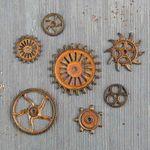 Rustic Gears - Mechanicals - Prima