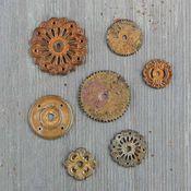 Rustic Washers - Mechanicals - Prima