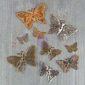 Grungy Butterflies - Mechanicals - Prima