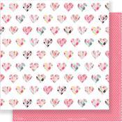 Be Mine Paper - Hello Love - Crate Paper