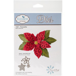 Poinsettia - Elizabeth Craft Metal Die