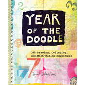 Year Of The Doodle - Stewart Tabori & Chang Books