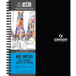"Canson Mix Media Pad 9""X12"""