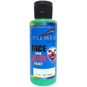 Green - Face & Body Paint 2oz