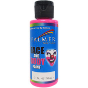Pink - Face & Body Paint 2oz