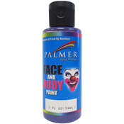Purple - Face & Body Paint 2oz