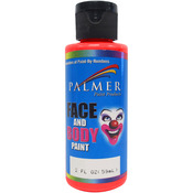Red - Face & Body Paint 2oz