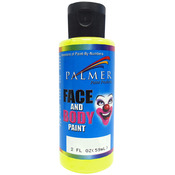 Yellow - Face & Body Paint 2oz