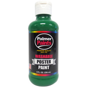 Green - Washable Poster Paint 8oz