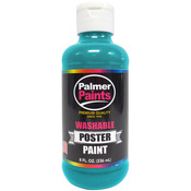 Turquoise - Washable Poster Paint 8oz