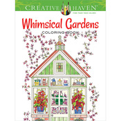 Creative Haven Whimsical Gardens - Dover Publications