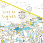 Scenic Sights - KaiserColour Perfect Bound Coloring Book