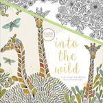 Into The Wild - KaiserColour Perfect Bound Coloring Book