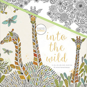 Into The Wild - KaiserColour Perfect Bound Coloring Book