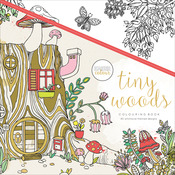 Tiny Woods - KaiserColour Perfect Bound Coloring Book