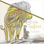 On Safari - KaiserColour Perfect Bound Coloring Book