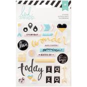 Heidi Swapp Memory Planner Puffy Stickers