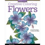 Creative Coloring Flowers - Design Originals
