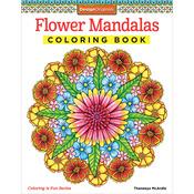 Flower Mandalas Coloring Book - Design Originals