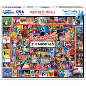 "Broadway - Jigsaw Puzzle 1000 Pieces 24""X30"""