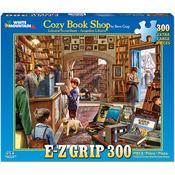 "Cozy Book Shop - Jigsaw Puzzle 300 Pieces 24""X30"""
