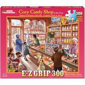 "Cozy Candy Shop - Jigsaw Puzzle 300 Pieces 24""X30"""