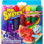 Chisel - Mr.Sketch Scented Washable Marker Set 14/Pkg